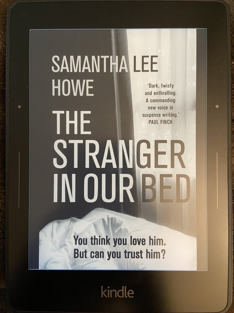 Book Review - The Stranger In Our Bed by Samantha Lee Howe