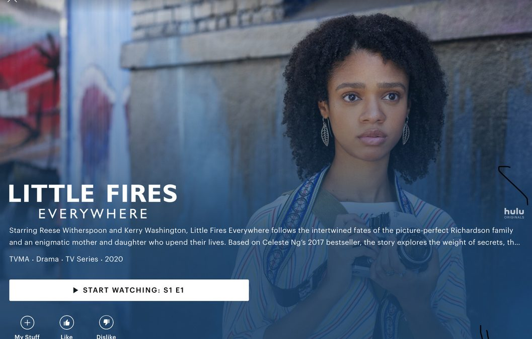 Let's Talk About Hulu's Adaptation of Little Fires Everywhere